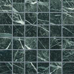 Tele di Marmo Revolution Decori Saint Denis Mosaico 5x5 | Ceramic mosaics | EMILGROUP
