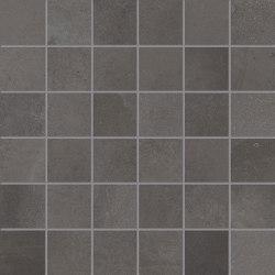 Terraquea Mosaico Carbone | Mosaicos de cerámica | EMILGROUP