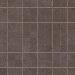 Tr3nd Mosaico Brown | Ceramic mosaics | EMILGROUP