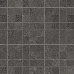 Tr3nd Mosaico Black | Ceramic mosaics | EMILGROUP
