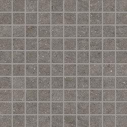 Vulcanika Mosaico 3x3 Taupe | Ceramic mosaics | EMILGROUP