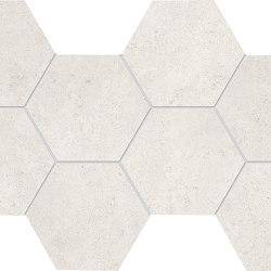 Vulcanika Raku Link Bianco | Baldosas de cerámica | EMILGROUP