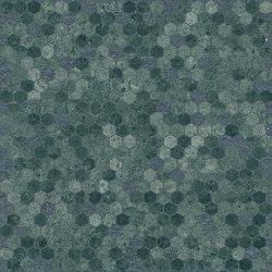 Vulcanika Raku Karato Verde | Ceramic tiles | EMILGROUP