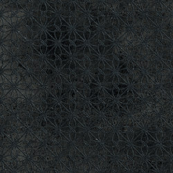 Vulcanika Raku Rikamo Nero | Carrelage céramique | EMILGROUP