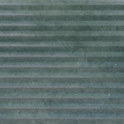 Vulcanika Raku Kaptur Verde | Ceramic tiles | EMILGROUP