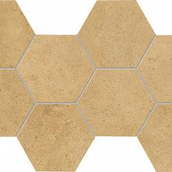Vulcanika Raku Link Ocra | Ceramic tiles | EMILGROUP