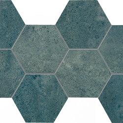 Vulcanika Raku Link Verde | Keramik Fliesen | EMILGROUP
