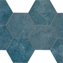 Vulcanika Raku Link Blu | Piastrelle ceramica | EMILGROUP
