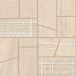 Woodtouch Cage Box Paglia | Ceramic mosaics | EMILGROUP
