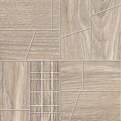 Woodtouch Cage Box Corda | Ceramic mosaics | EMILGROUP