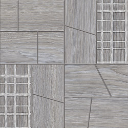 Woodtouch Cage Box Fumo | Ceramic mosaics | EMILGROUP