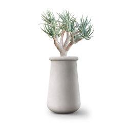 Soma L All Stone   Plant pots   Indigenus