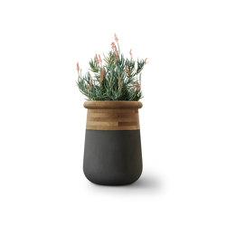 Soma M Mixed Materials | Plant pots | Indigenus