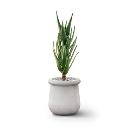 Soma S All Stone   Plant pots   Indigenus