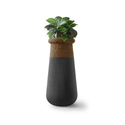 Soma Slim Mixed Materials | Plant pots | Indigenus