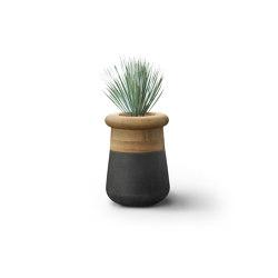 Soma Table Top S Mixed Materials   Plant pots   Indigenus