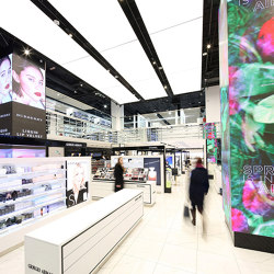 Color Kinetics OneSpace Prefab | Illuminated ceiling systems | Luminous Surfaces (Color Kinetics)
