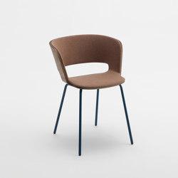 Ribbon Armchair 2.38.Z   Chairs   Cantarutti