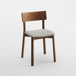 Timber Sedia Impilabile 1.01.I-J | Sedie | Cantarutti