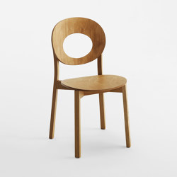 Timber Stuhl stapelbar 1.02.I-K | Stühle | Cantarutti