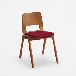 Tipi Stuhl stapelbar 1.35.I | Stühle | Cantarutti