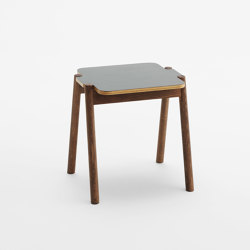 Tipi Stackable Table 9.40.B/I.Q | Side tables | Cantarutti