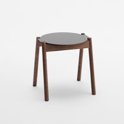 Tipi Stackable Table 9.40.B/I.T | Side tables | Cantarutti