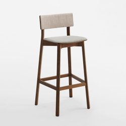 Timber Tabouret 3.24.0-J | Tabourets de bar | Cantarutti