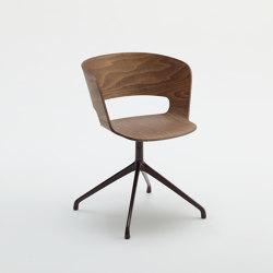 Ribbon Swivel Armchair B.36.0   Chairs   Cantarutti