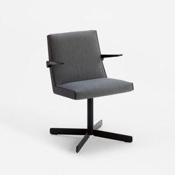 Stilo Drehstuhl B.30.0 | Stühle | Cantarutti