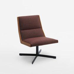 Stilo Lounge giratoria E.30.0 | Sillones | Cantarutti