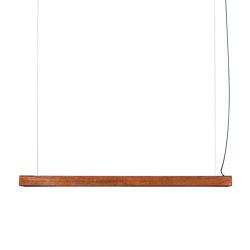 Decorative Pendant | 17211-CB | Lampade sospensione | ALPHABET by Zambelis