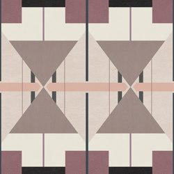 Chimera | Decoro radici beige | Ceramic tiles | FLORIM