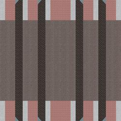 Chimera | Decoro ritmo azzurro | Ceramic tiles | FLORIM
