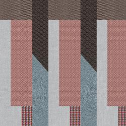 Chimera | Decoro ritmo azzurro a | Carrelage céramique | FLORIM
