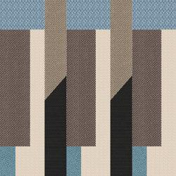 Chimera | Decoro ritmo beige b | Carrelage céramique | FLORIM