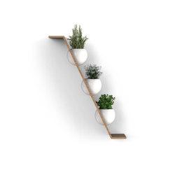 Globe | Zeta | Plant pots | Bloss