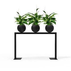 Line   Plant pots   Bloss