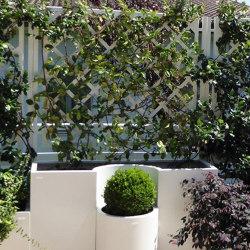 Trellises and masking panels | Trellises | Bloss