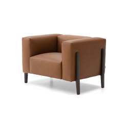 All-in armchair | Armchairs | Pianca