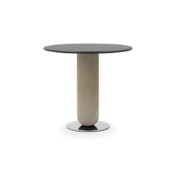 Ettore | Ettorino Round Table | Bistro tables | Pianca