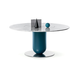 Ettore Round Table | Dining tables | Pianca