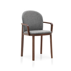 Orchestra Chair with armrests | Sillas | Pianca