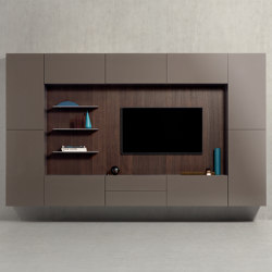 Spazio Composition 02 | Cabinets | Pianca