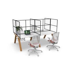 Palisades Vista | Sistemi assorbimento acustico tavolo | Spacestor