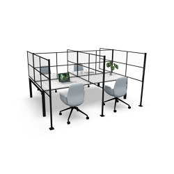 Palisades Vista | Sound absorbing table systems | Spacestor