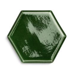 Floral Flat Emerald | Keramik Fliesen | Mambo Unlimited Ideas