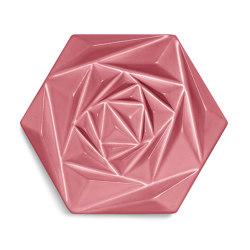 Floral Full Malva Matte | Ceramic tiles | Mambo Unlimited Ideas