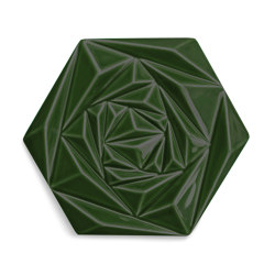 Floral Full Sage | Ceramic tiles | Mambo Unlimited Ideas