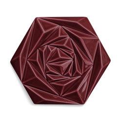 Floral Full Wine   Ceramic tiles   Mambo Unlimited Ideas